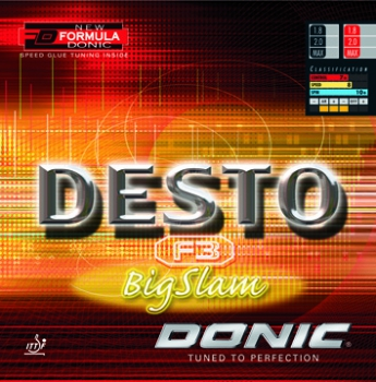 Donic Desto F-3 Big Slam