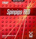 TSP SpinPips RED (pips out)